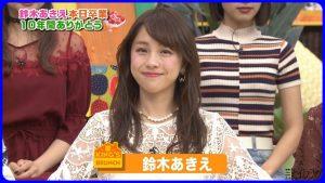 鈴木明子 拒食症
